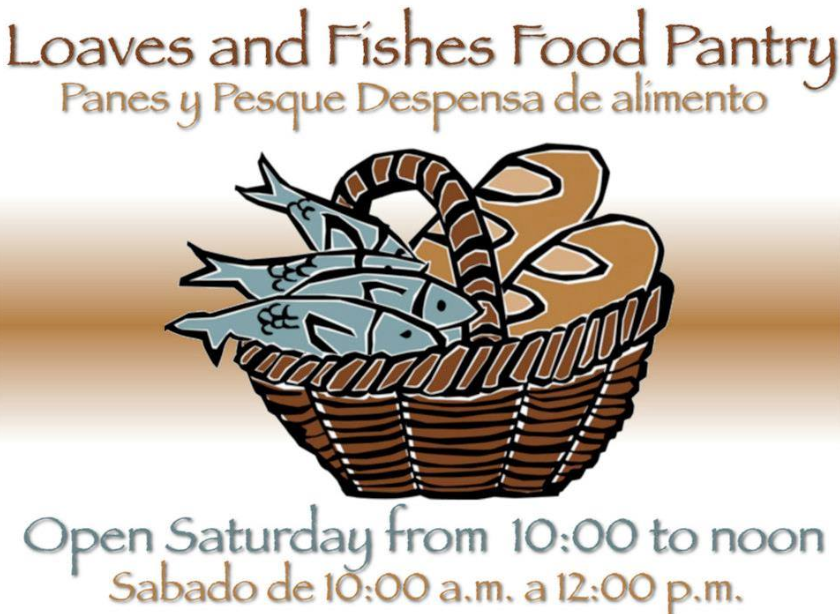 Global outreach harvest evangelical free church for Loaves and fishes volunteer